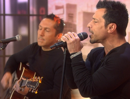 Boston Magazine: Watch Danny Wood's Emotional Performance on Today