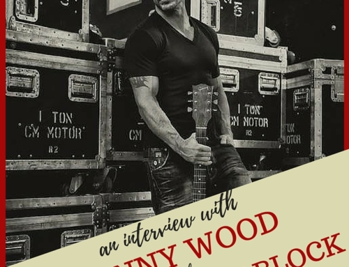 Jumpstart Your Joy: EPISODE 20: DANNY WOOD ON HIS NEW ALBUM, LOOK AT ME